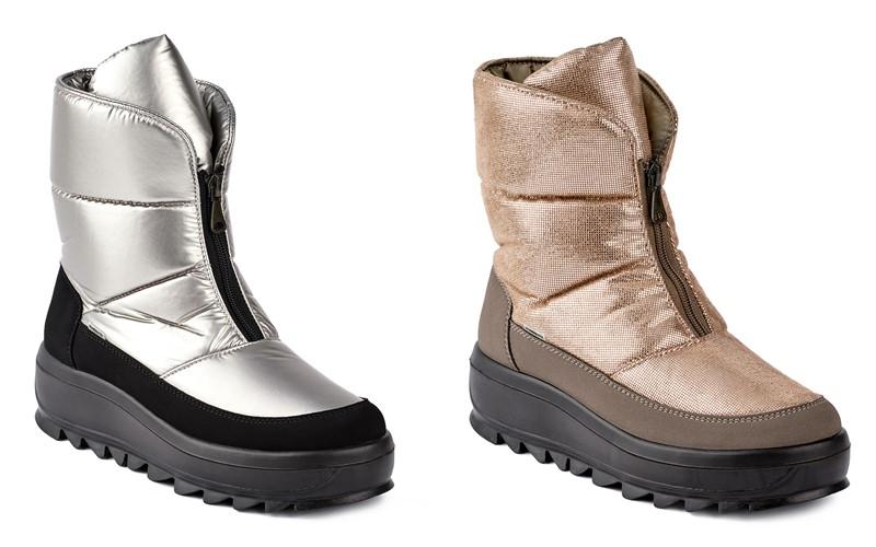 Женская коллекция обуви Skandia осень-зима 2019-2020 - фото 1