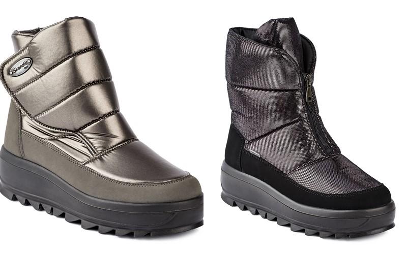 Женская коллекция обуви Skandia осень-зима 2019-2020 - фото 10