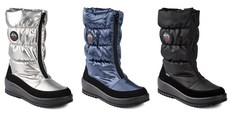Женская коллекция обуви Skandia осень-зима 2019-2020 - фото 2