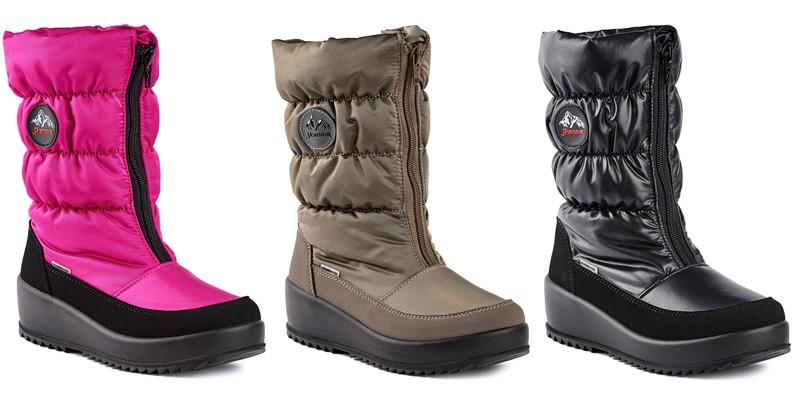 Женская коллекция обуви Skandia осень-зима 2019-2020 - фото 3