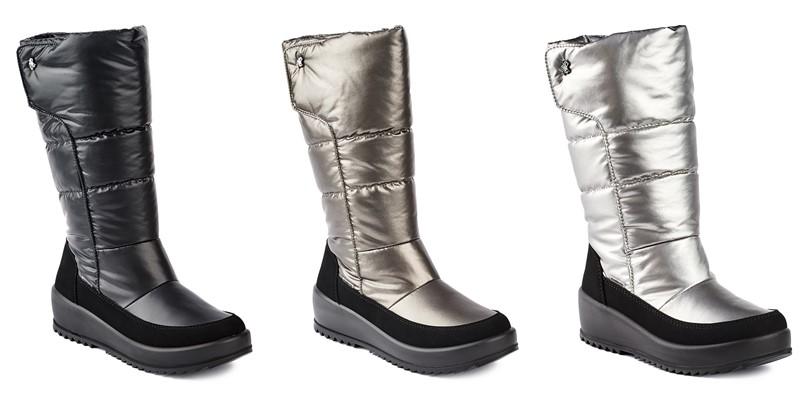 Женская коллекция обуви Skandia осень-зима 2019-2020 - фото 5