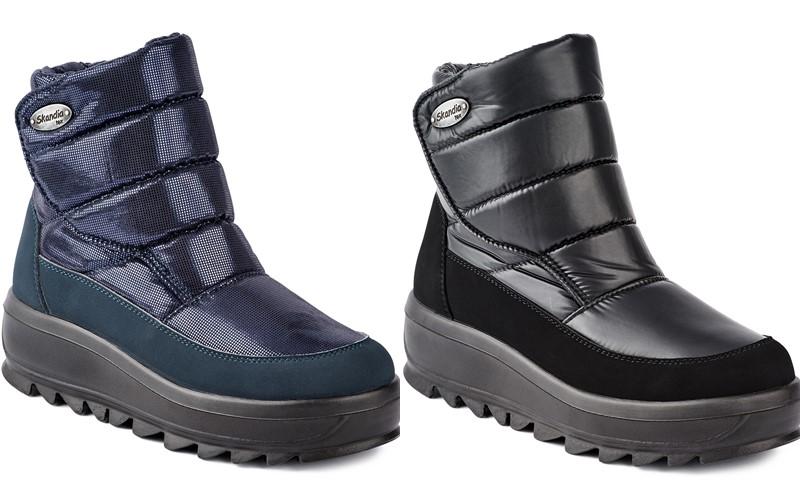 Женская коллекция обуви Skandia осень-зима 2019-2020 - фото 8
