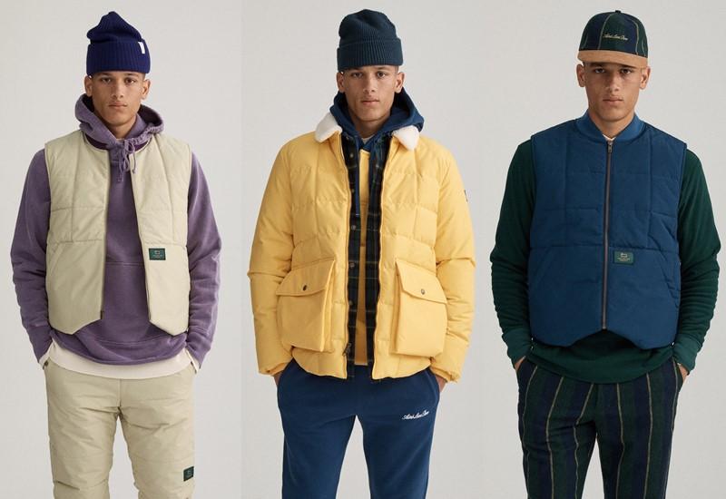 Мужская коллекция одежды Woolrich x Aimé Leon Dore осень-зима 2019-2020 - фото 1