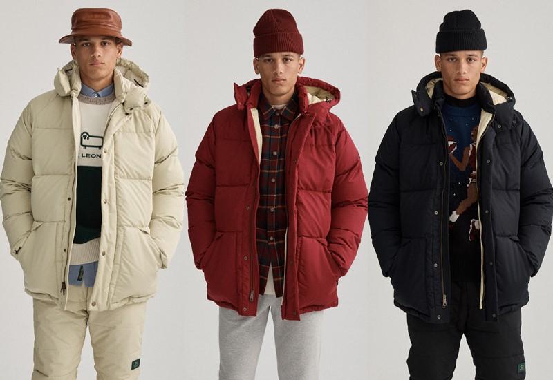 Мужская коллекция одежды Woolrich x Aimé Leon Dore осень-зима 2019-2020 - фото 2