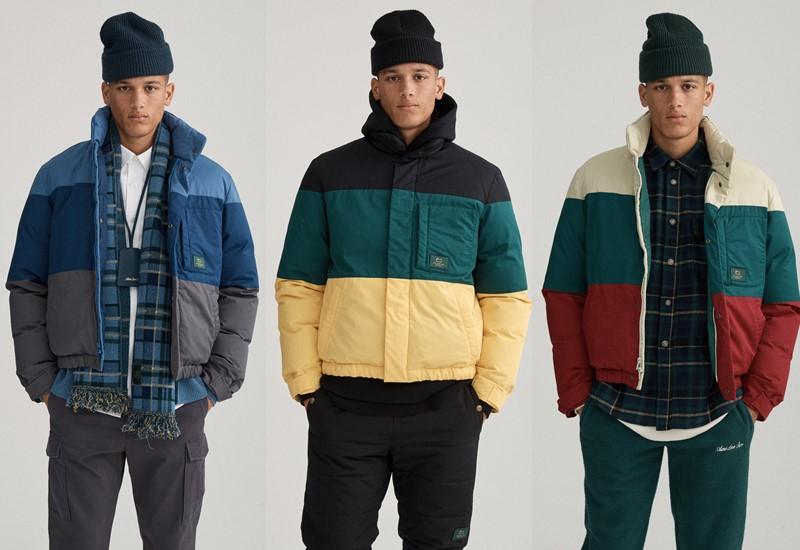 Мужская коллекция одежды Woolrich x Aimé Leon Dore осень-зима 2019-2020 - фото 3