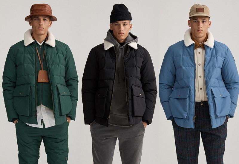 Мужская коллекция одежды Woolrich x Aimé Leon Dore осень-зима 2019-2020 - фото 4