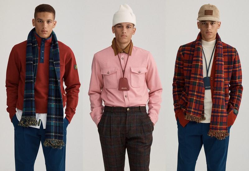Мужская коллекция одежды Woolrich x Aimé Leon Dore осень-зима 2019-2020 - фото 5