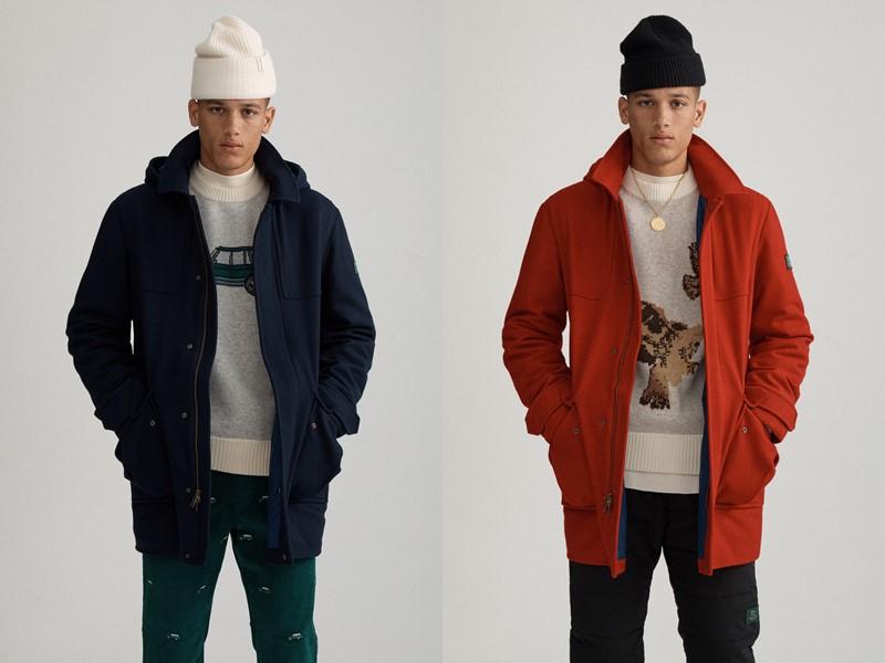 Мужская коллекция одежды Woolrich x Aimé Leon Dore осень-зима 2019-2020 - фото 7