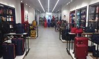В Novaya Riga Outlet Village открылся новый салон Samsonite