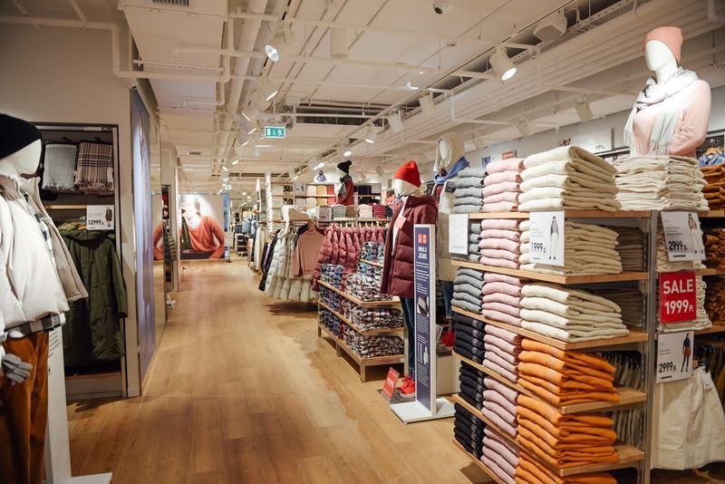 UNIQLO открыл первый в России магазин в формате стрит-ритейл в Санкт-Петербурге - фото 2
