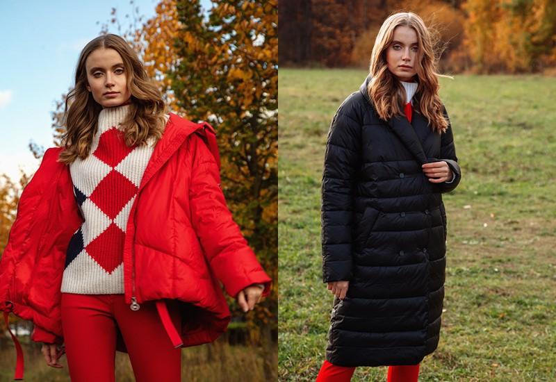 Верхняя одежда для московской зимы 2019-2020 в сети ХЦ - фото 1