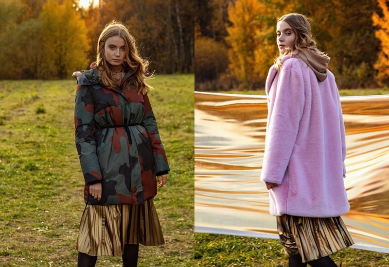 Верхняя одежда для московской зимы 2019-2020 в сети ХЦ - фото 5