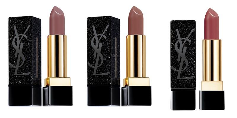 Коллаборация Yves Saint Laurent и Зои Кравиц: пастельная гамма помад Rouge Pur Couture