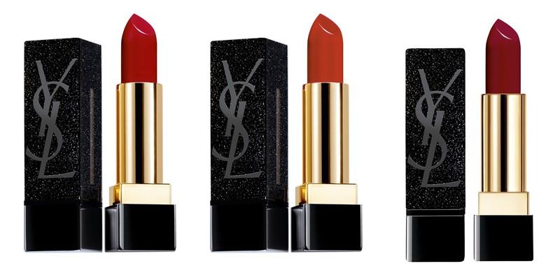 Коллаборация Yves Saint Laurent и Зои Кравиц: красная гамма помад Rouge Pur Couture