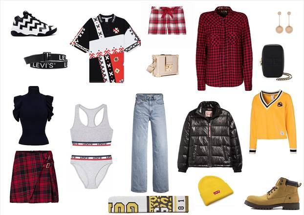 Модная «Чёрная пятница»: скидки и предложения брендов Puma, Levi's, Converse, Guess, Elisabetta Franchi