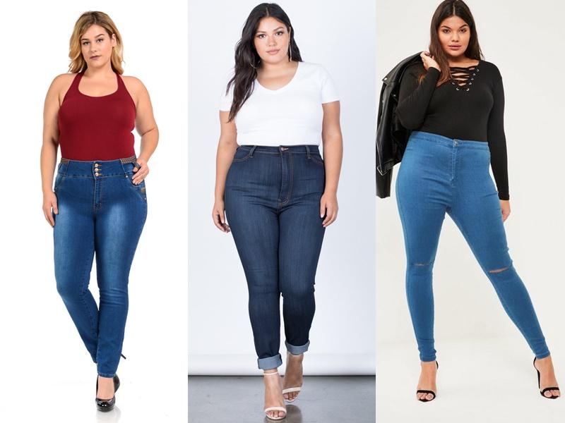 5 моделей джинсов, которые полнят - Джинсы с завышенной талией