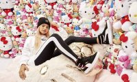 Спорт и котики: коллекция PUMA x Hello Kitty