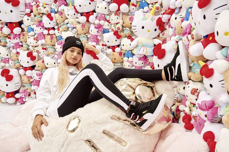 Коллекция PUMA x Hello Kitty - фото 1