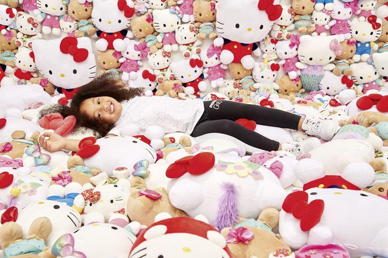 Коллекция PUMA x Hello Kitty - фото 2