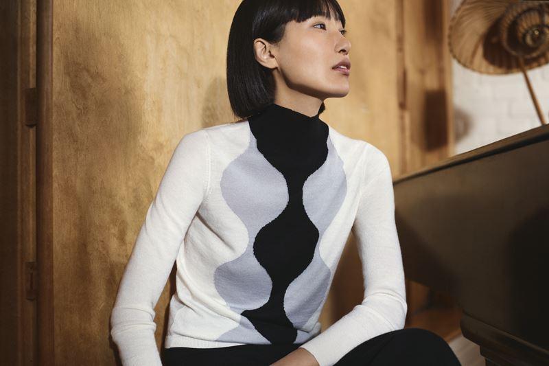 Коллекция UNIQLO x Marimekko осень-зима 2019-2020 - фото 1