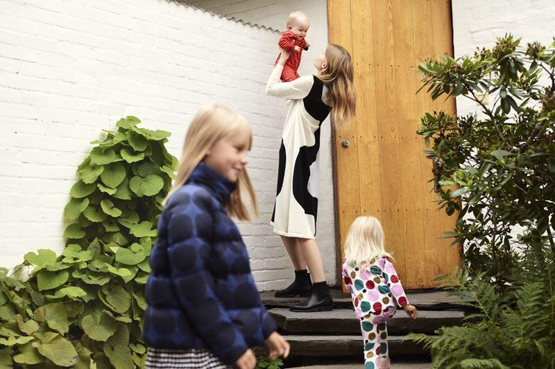 Коллекция UNIQLO x Marimekko осень-зима 2019-2020 - фото 14