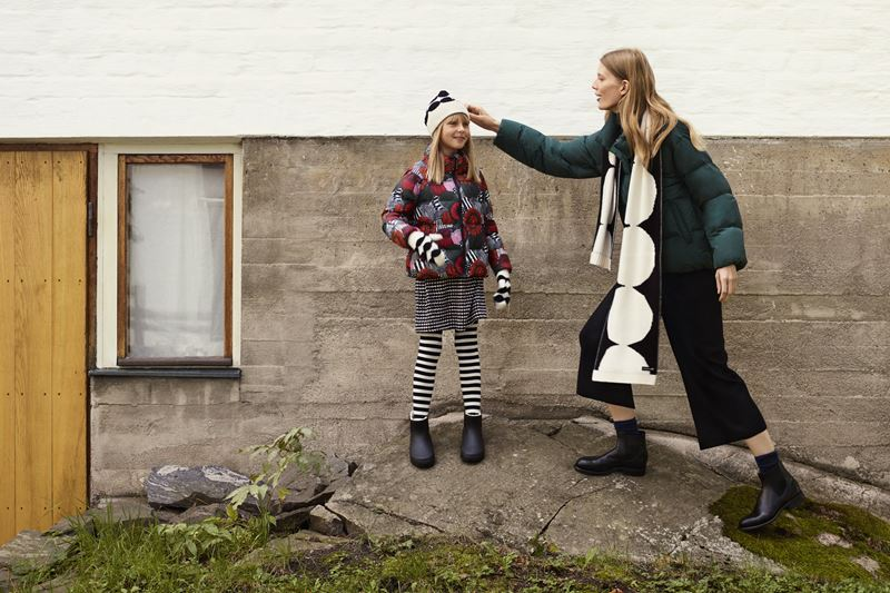 Коллекция UNIQLO x Marimekko осень-зима 2019-2020 - фото 7