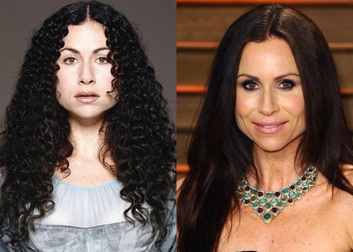 Волосы как шёлк: 7 знаменитостей, которые выпрямляют натуральные кудри - Минни Драйвер