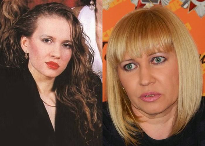 Тогда и сейчас: 10 российских певиц из групп 80-90-х -Татьяна Иванова