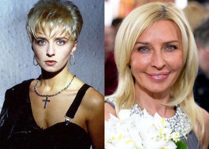 Тогда и сейчас: 10 российских певиц из групп 80-90-х - Татьяна Овсиенко