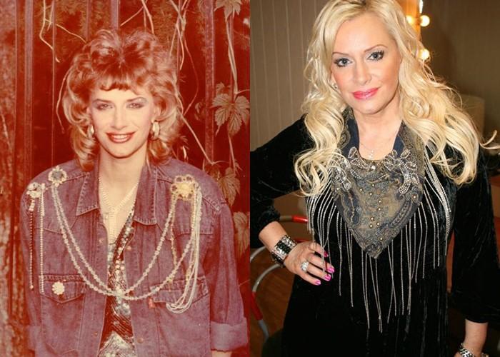 Тогда и сейчас: 10 российских певиц из групп 80-90-х - Наталья Гулькина