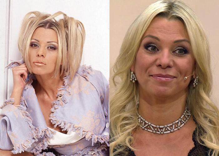 Тогда и сейчас: 10 российских певиц из групп 80-90-х - Ирина Салтыкова