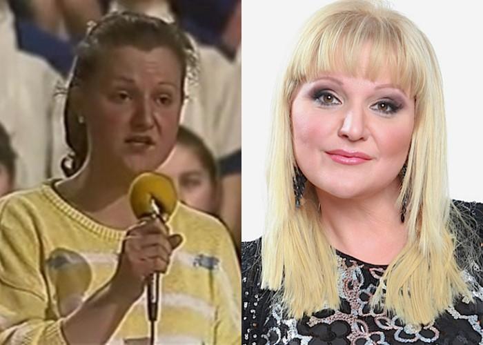 Тогда и сейчас: 10 российских певиц из групп 80-90-х - Маргарита Суханкина