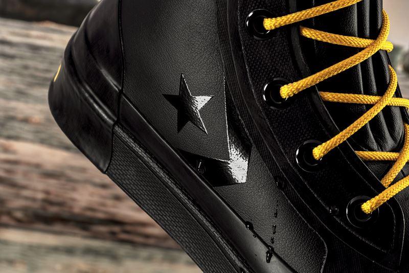 Коллаборация Converse х Ambush: кеды Pro Leather - фото 1