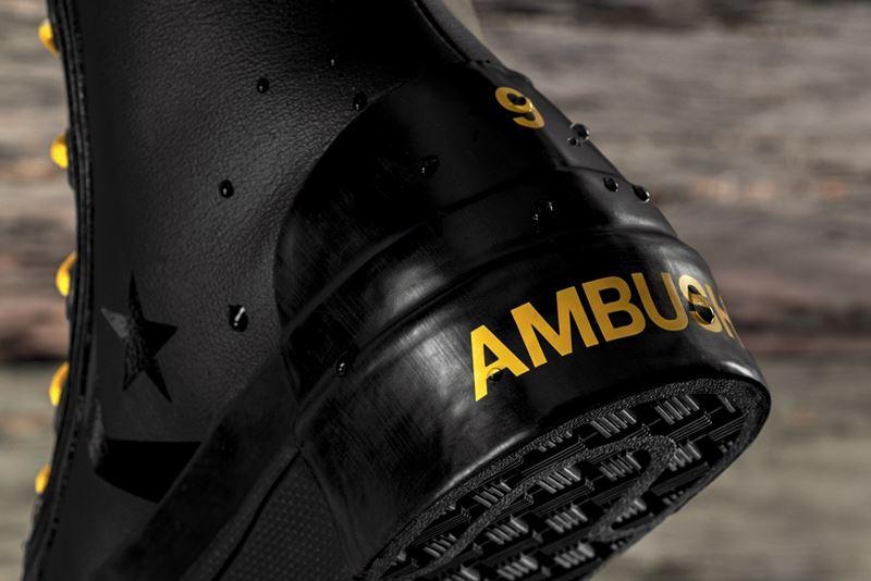 Коллаборация Converse х Ambush: кеды Pro Leather - фото 2