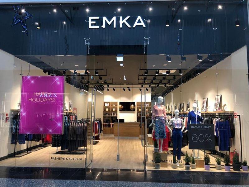 В ТЦ «Мега Белая Дача» открылся магазин EMKA - фото 1