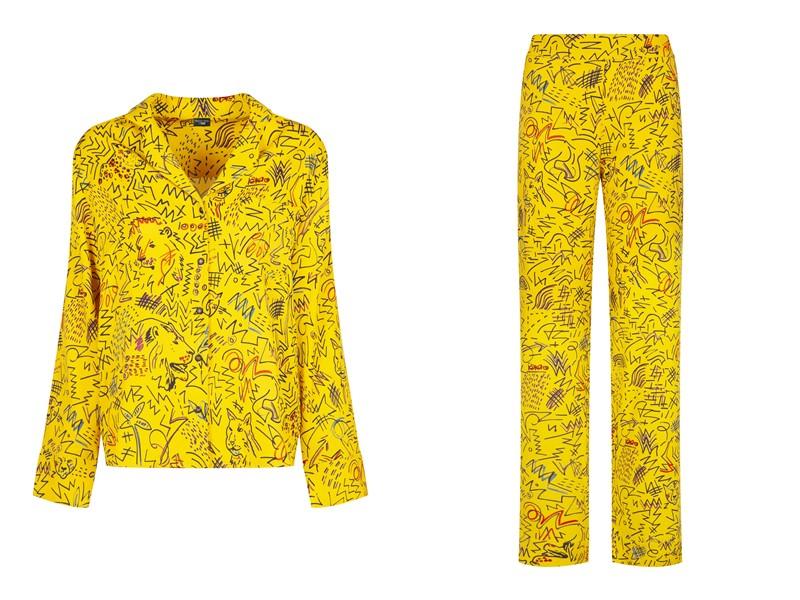 Капсульная коллекция пижам Peggy Gou x YOOX 2019 - фото  3