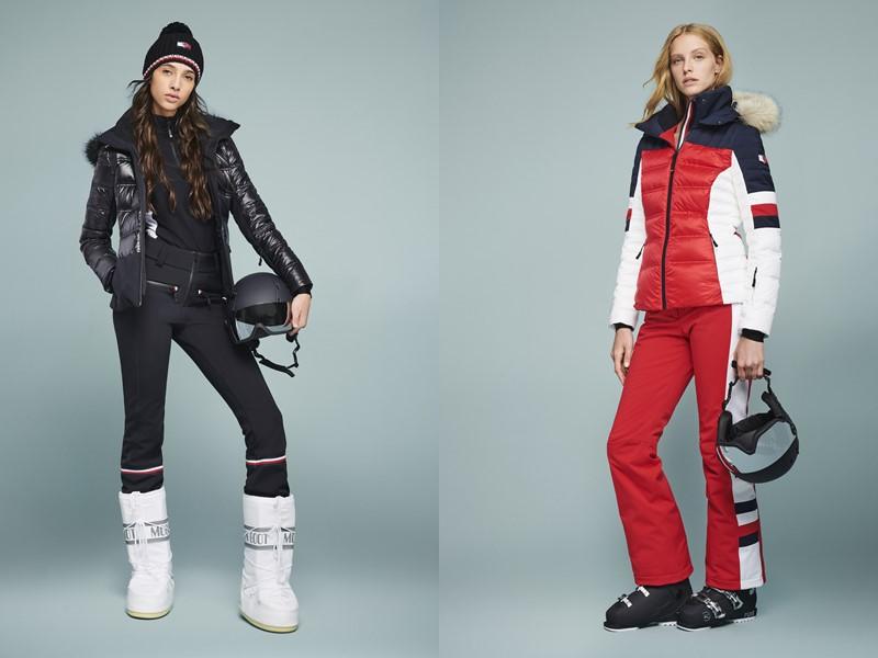Коллекция одежды для зимних видов спорта Tommy x Rossignol осень-зима 2019-2020 - фото 2