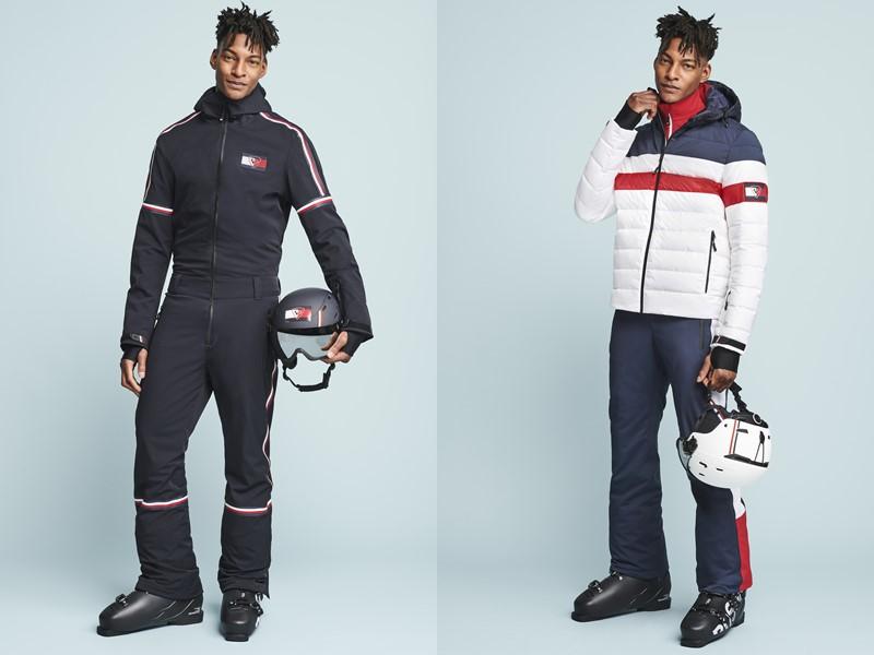 Коллекция одежды для зимних видов спорта Tommy x Rossignol осень-зима 2019-2020 - фото 3