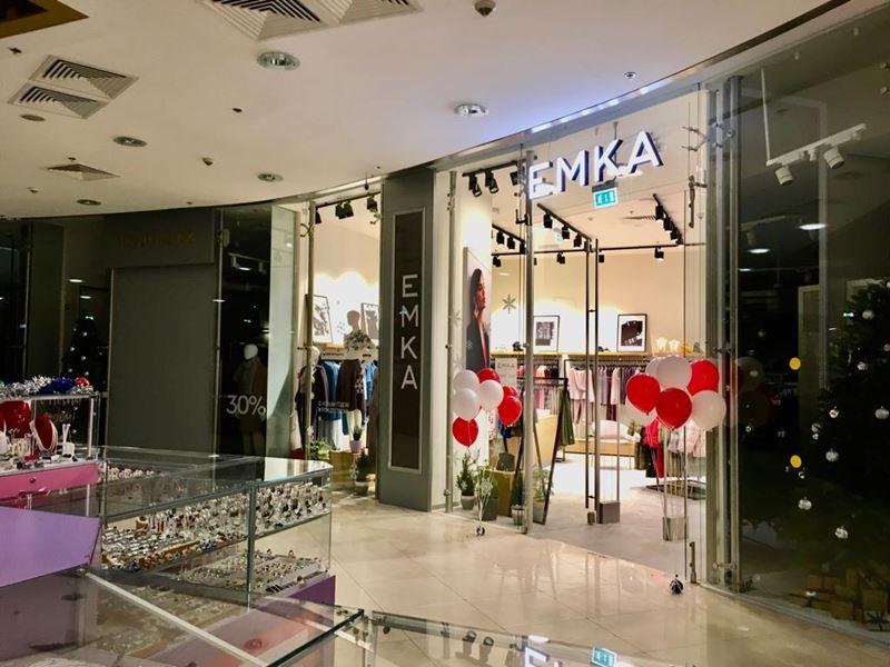 Магазин EMKA открылся в ТРЦ «Европейский» - фото 1