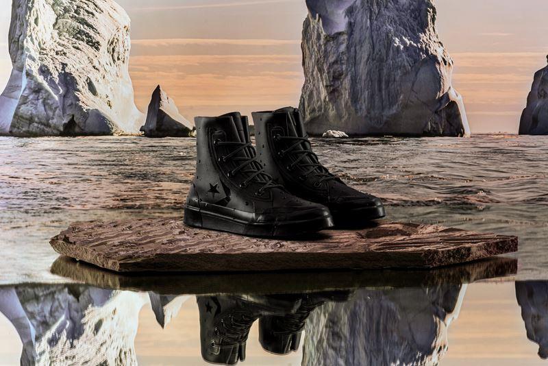 Коллаборация Converse х Ambush: кеды Pro Leather