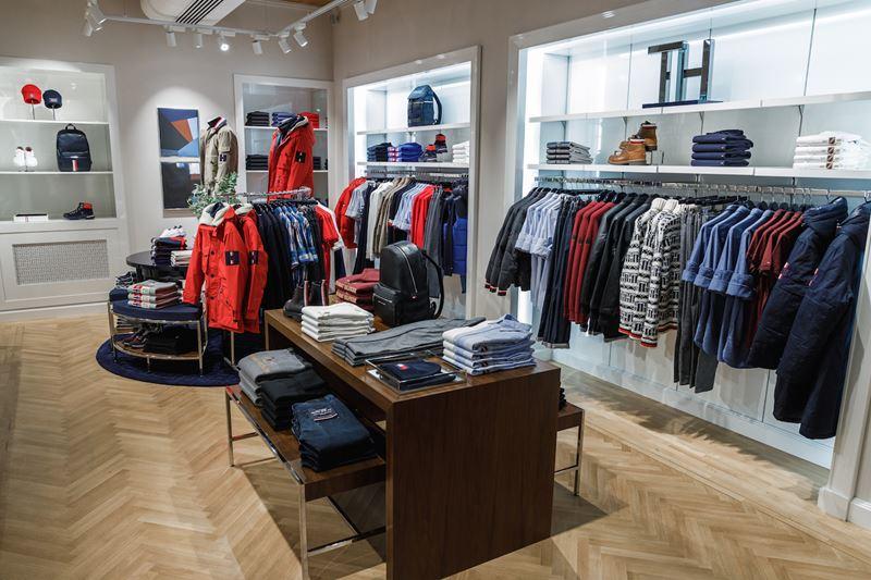 Tommy Hilfiger открыл магазин на Кузнецком мосту - фото 3
