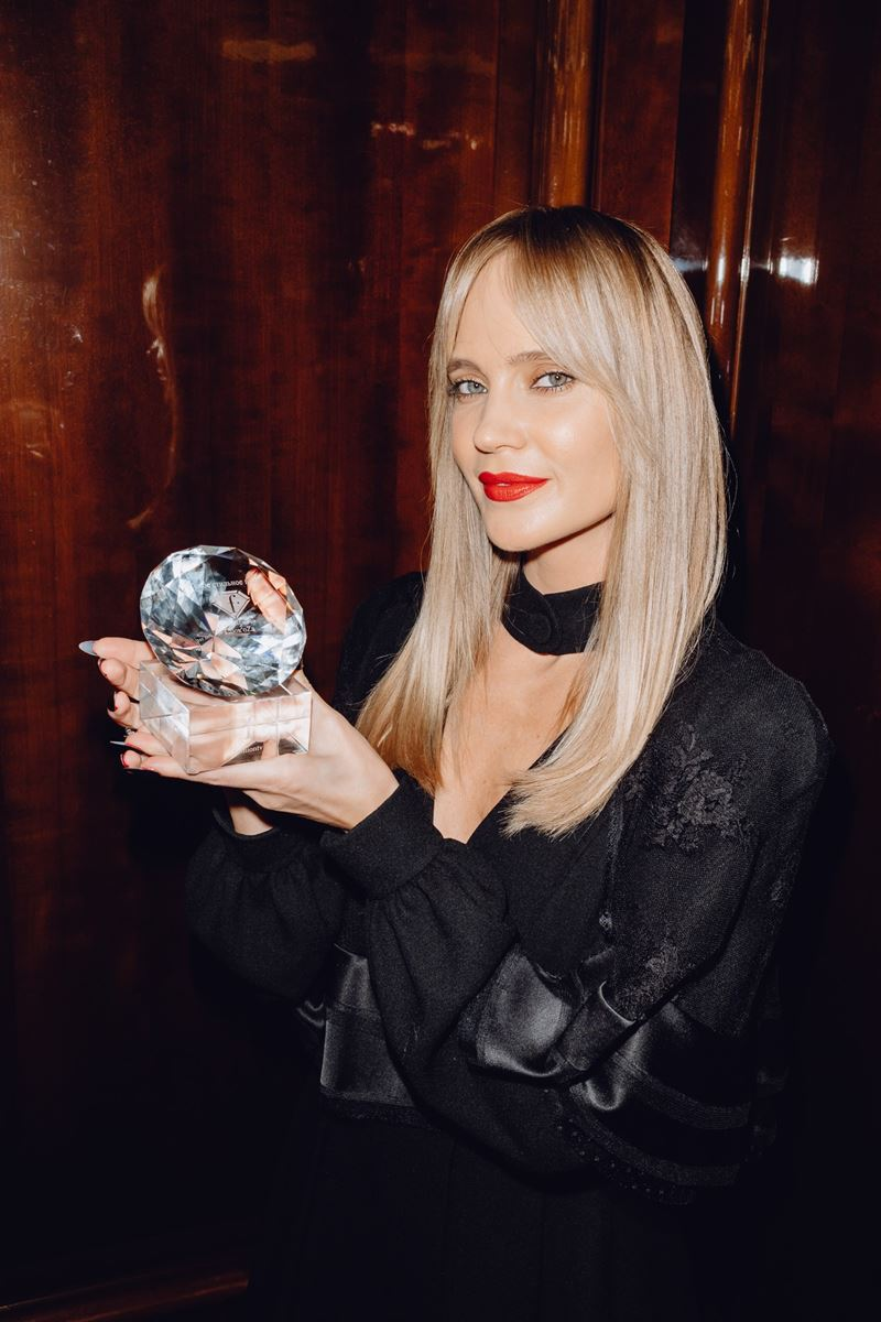 Победители церемонии Fashion New Year Awards 2019