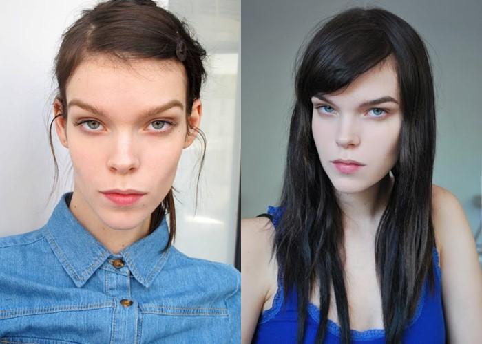 Страшно красивые: топ-модели с необычной внешностью - Меган Коллисон