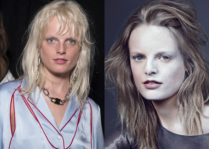 Страшно красивые: топ-модели с необычной внешностью - Ханна Габи Одиль