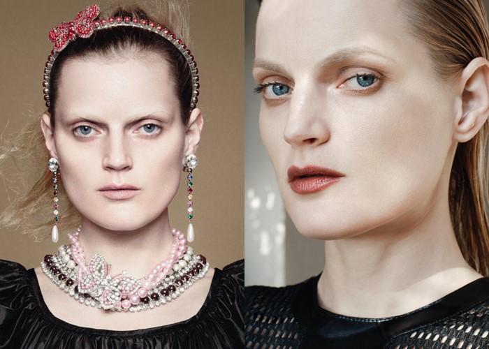 Страшно красивые: топ-модели с необычной внешностью - Гвиневер Ван Синус