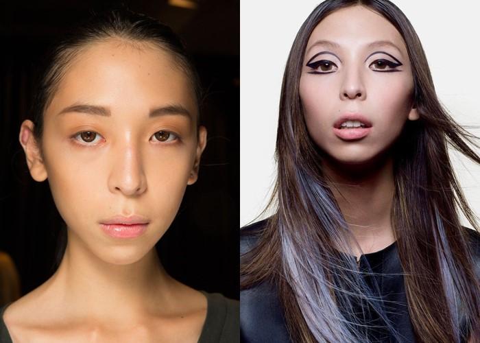 Страшно красивые: топ-модели с необычной внешностью - Исса Лиш