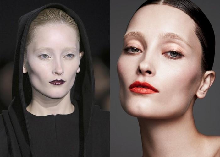 Страшно красивые: топ-модели с необычной внешностью - Икелейн Станж