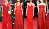 Светский стиль Натали Портман: какие платья звезда носит на красную дорожку
