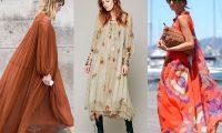 Свободные платья-оверсайз: модные фасоны, в которые надо влюбиться
