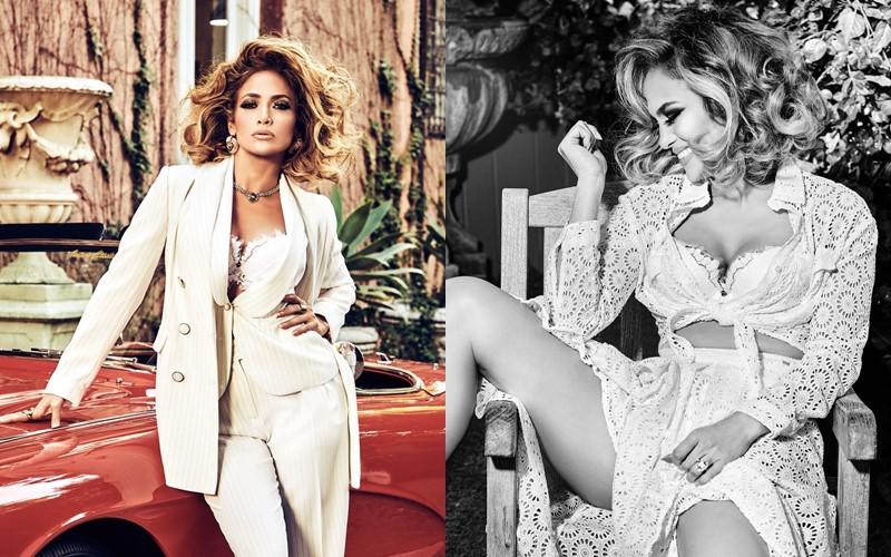 Дженнифер Лопес стала лицом рекламной кампании Guess Jeans и Marciano Guess весна-лето 2020